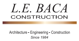 L E Baca Construction
