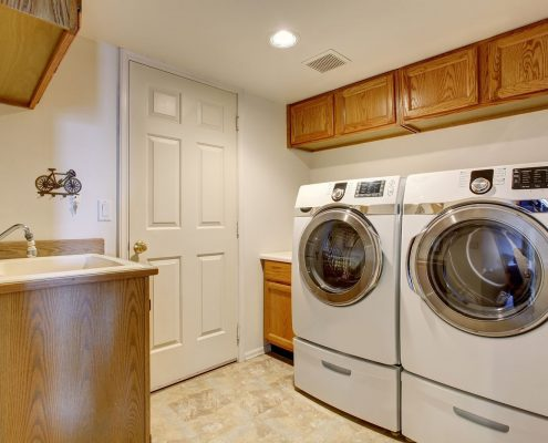 Home Builders Advise Including a Laundry Room in Your New Property